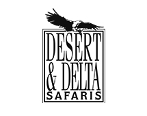 Desert and delta safaris logo