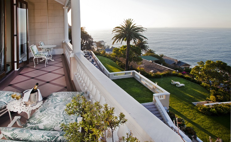 Let the team at Ellerman House cater to your every whim.