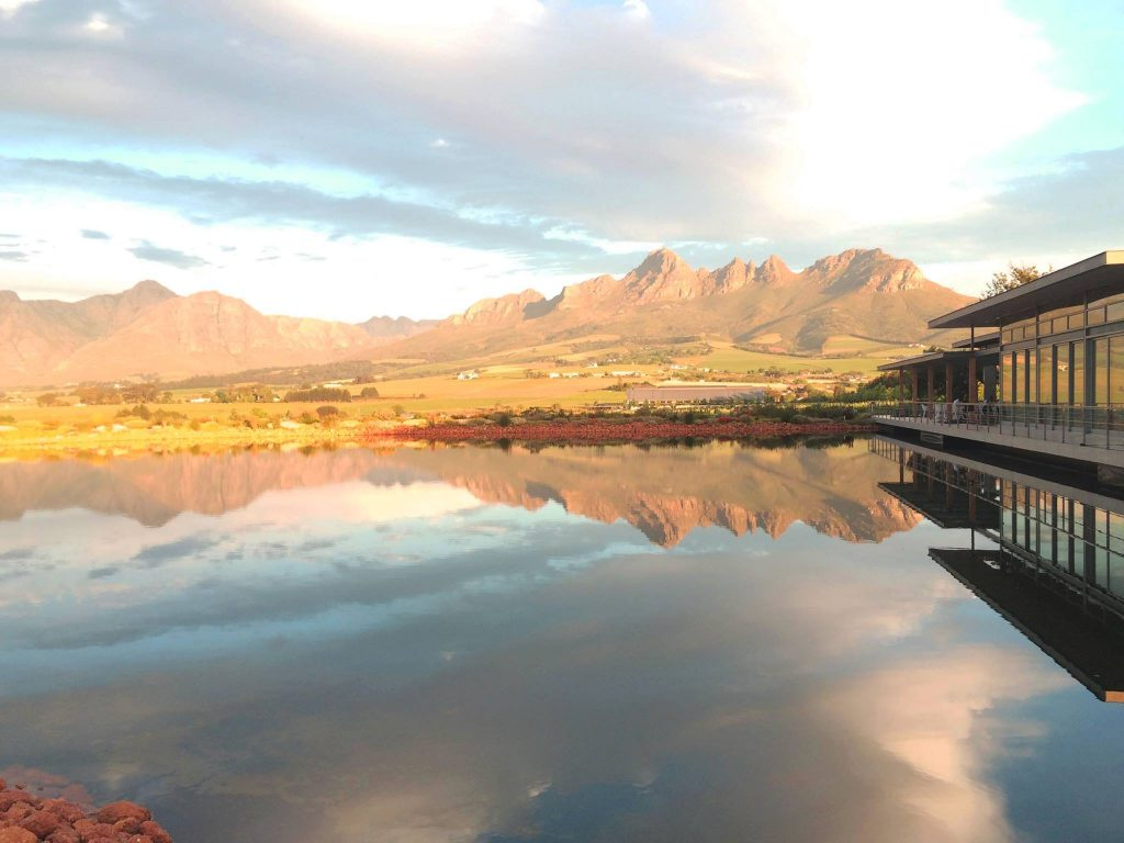 The Cape Winelands: Heaven on a Plate.