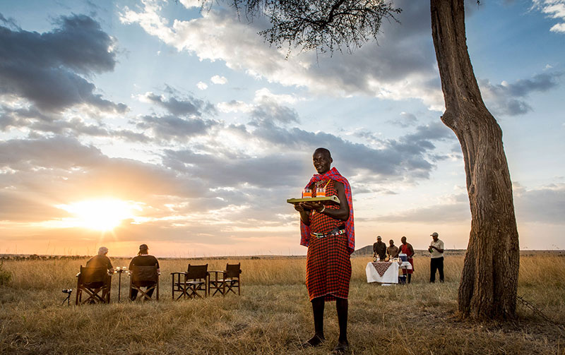 maasai mara - sala's camp