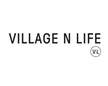 village n life logo