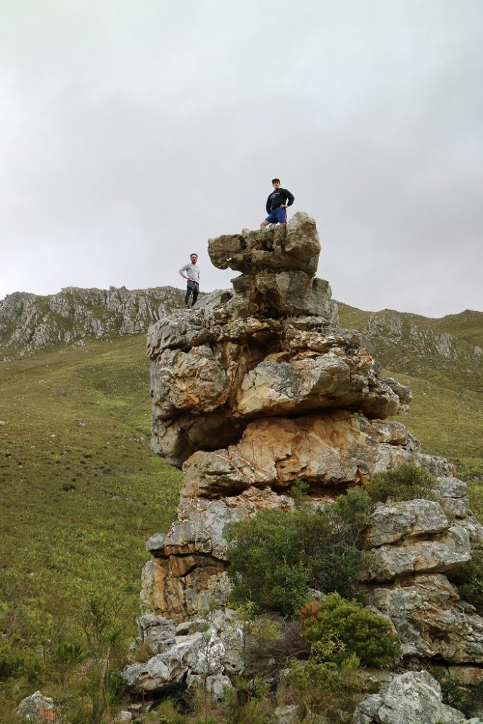 Exploring the Overberg.